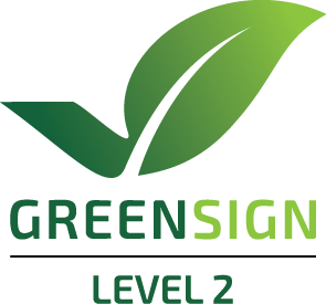 Logo Greensign Level 2